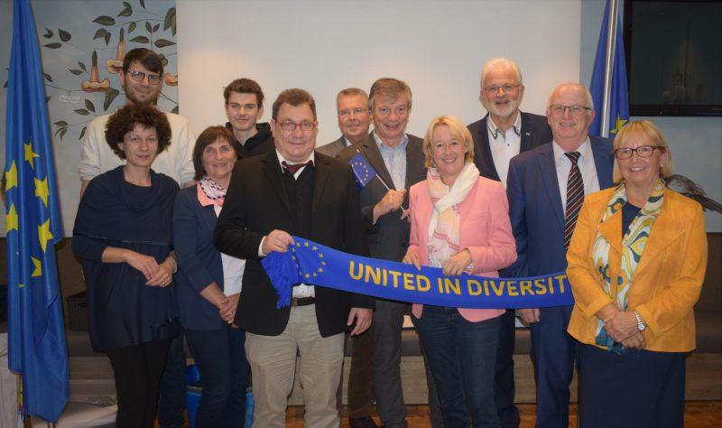 FOTO: Neue Vorstandschaft